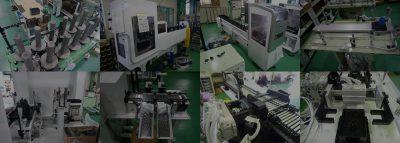 工作機械メーカー向け ワーク搬送装置ラインナップ