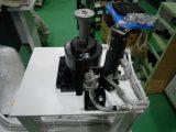 アルミ製品の溝位置決め・位相決め装置