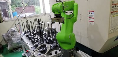 電気設計・制御設計3名・機械設計3名が在籍するセットメーカーが手掛ける 装置OEM製造