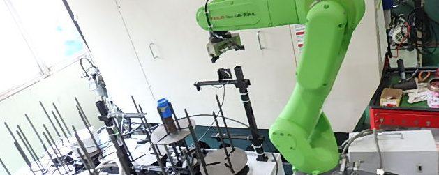 協働ロボットを用いた自動化提案も可能